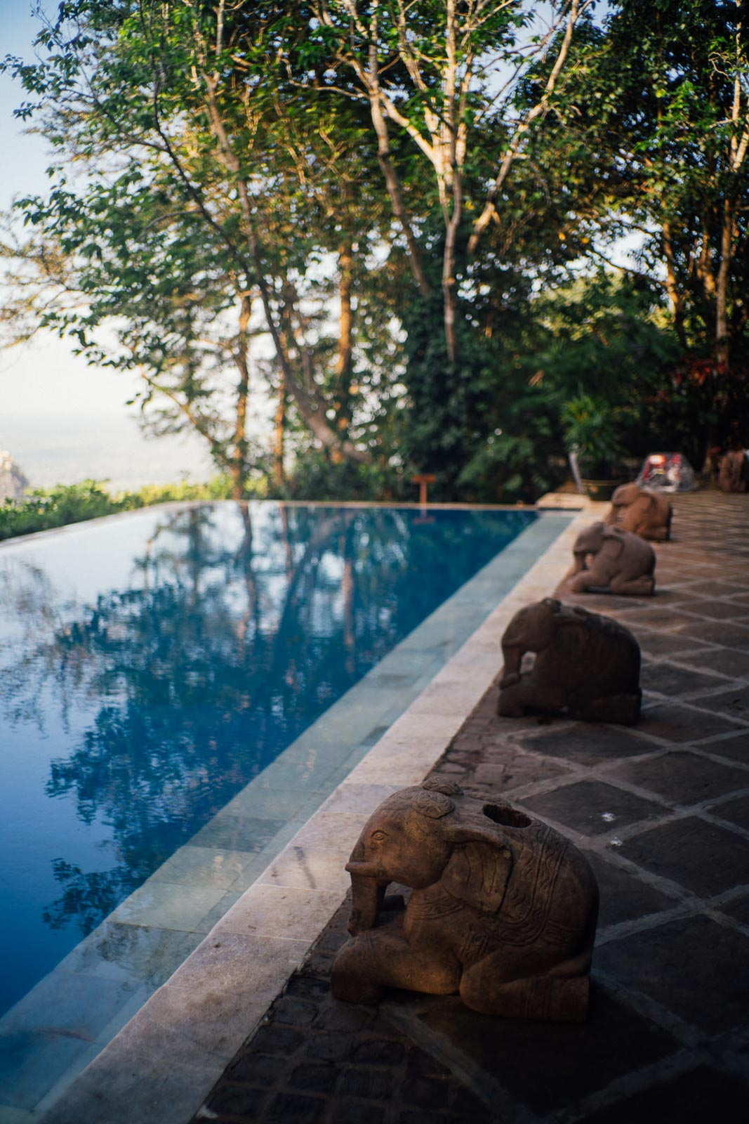 Best hotel in Mandalay, Popa mountain resort